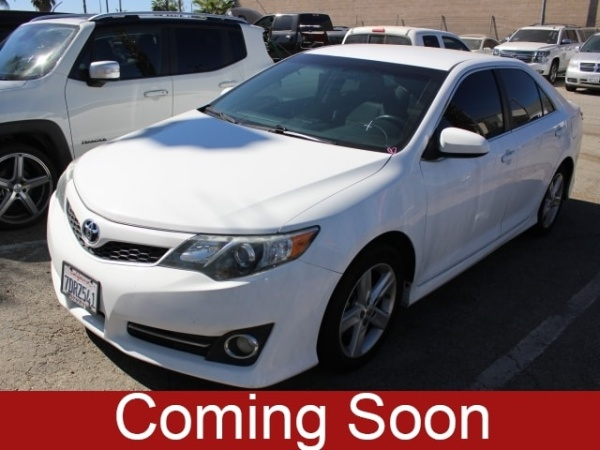 2014 Toyota Camry In Moreno Valley, CA