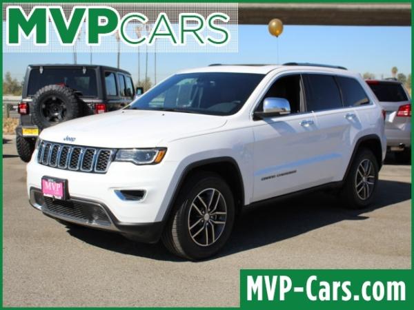 2018 Jeep Grand Cherokee in Moreno Valley, CA