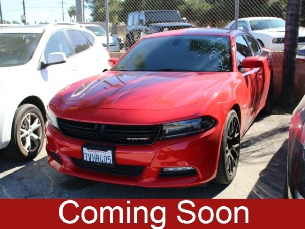 2016 Dodge Charger in Moreno Valley, CA