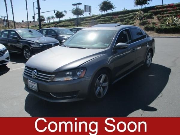 2012 Volkswagen Passat in Moreno Valley, CA