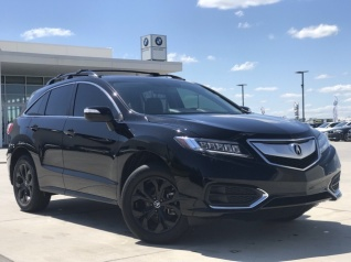 2018 Acura Rdx Fwd With Technology Package For In D Iberville