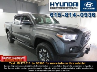 Used Toyota Tacomas for Sale in Spring Hill, TN   TrueCar