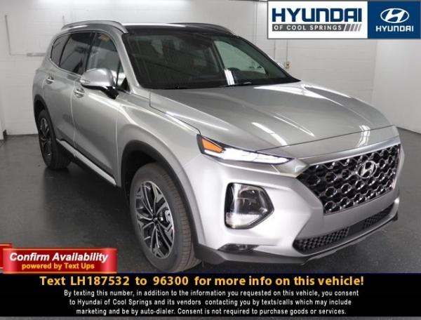 2020 Hyundai Santa Fe in Franklin, TN