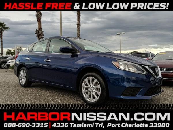 2018 Nissan Sentra in Port Charlotte, FL