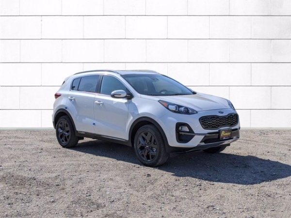 2020 Kia Sportage in Branford, CT