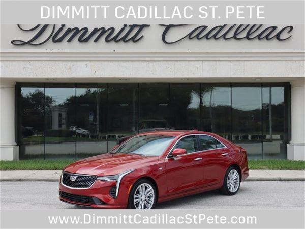 2020 Cadillac CT4 in Pinellas Park, FL