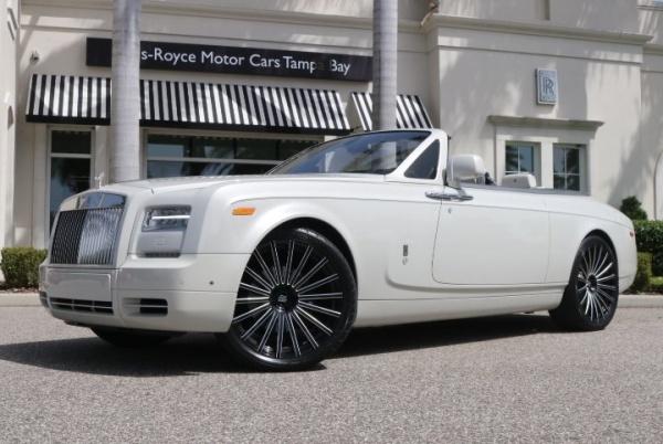 2015 Rolls-Royce Phantom Drophead Coupe Base
