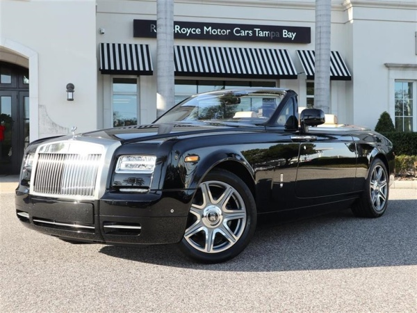 2013 Rolls-Royce Phantom Drophead Coupe Base