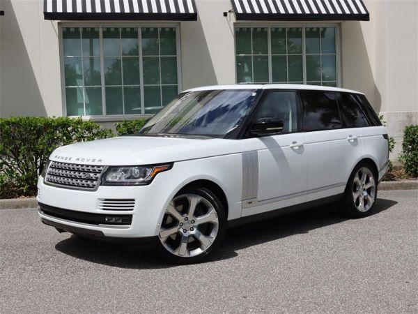 2017 Land Rover Range Rover in Pinellas Park, FL