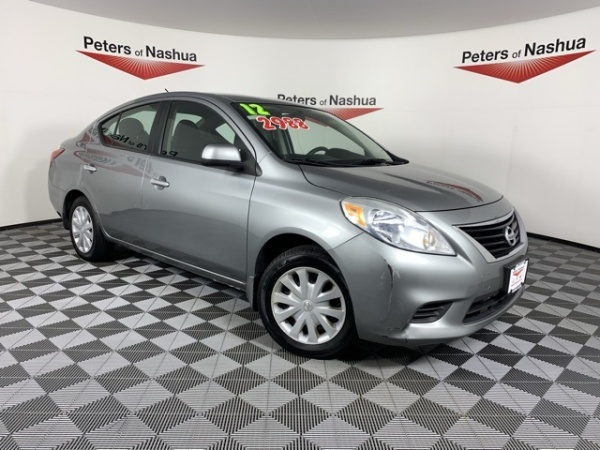 2012 Nissan Versa in Nashua, NH