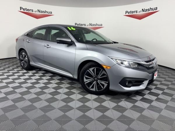 2016 Honda Civic in Nashua, NH