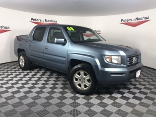 2008 Honda Ridgeline Rtl With Leather 4wd For In Nashua Nh