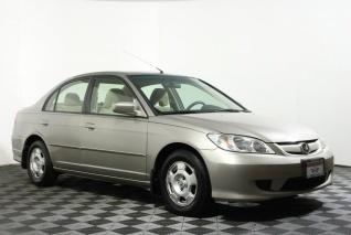 2004 Honda Civic Hybrid Sedan Manual For In Alexandria Va