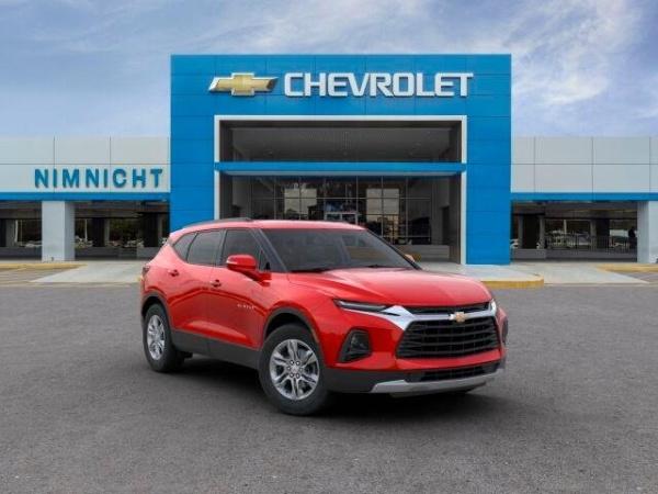 2019 Chevrolet Blazer 3.6L Cloth