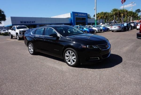 2019 Chevrolet Impala in Jacksonville, FL