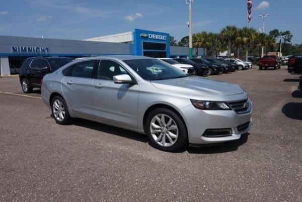 2018 Chevrolet Impala in Jacksonville, FL