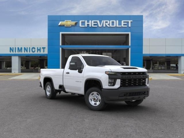 2020 Chevrolet Silverado 2500HD in Jacksonville, FL