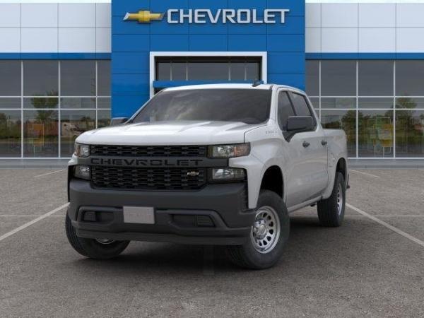 2019 Chevrolet Silverado 1500 WT