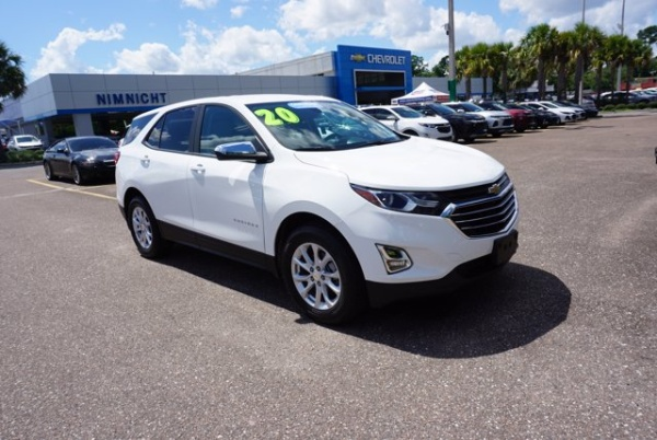 2020 Chevrolet Equinox in Jacksonville, FL