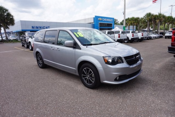 2018 Dodge Grand Caravan in Jacksonville, FL