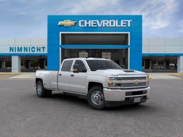 2019 Chevrolet Silverado 3500HD