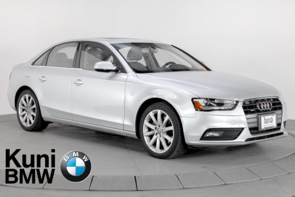 2013 Audi A4 in Beaverton, OR