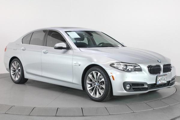 2016 BMW 5 Series in Beaverton, OR