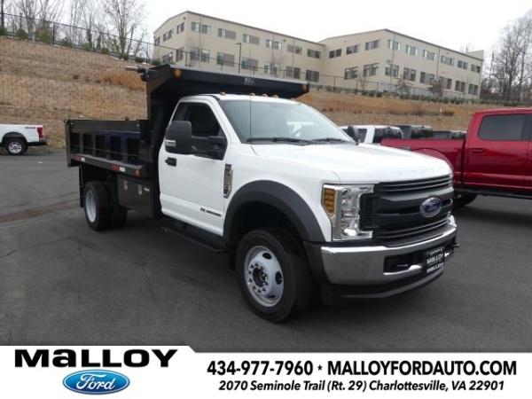 2019 Ford Super Duty F-550 in Charlottesville, VA