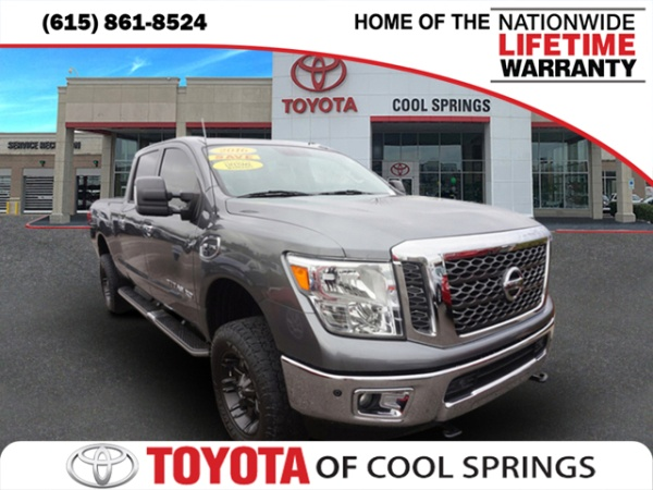 2016 Nissan Titan XD in Franklin, TN