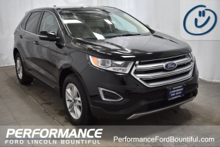 Performance Ford Bountiful >> Used Ford Edge For Sale In Bountiful Ut 118 Used Edge Listings In