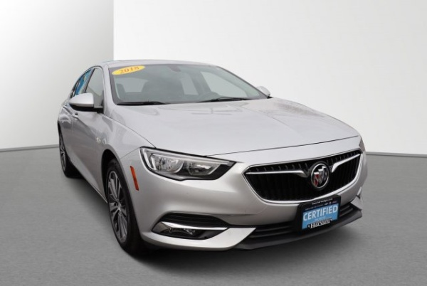 2018 Buick Regal Preferred II