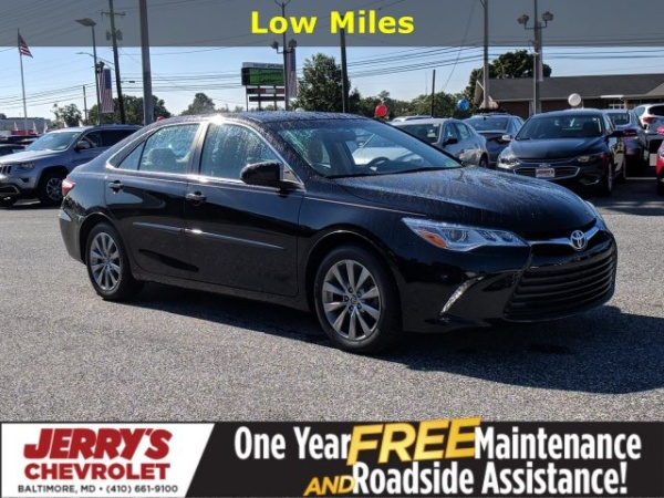 2016 Toyota Camry in Baltimore, MD