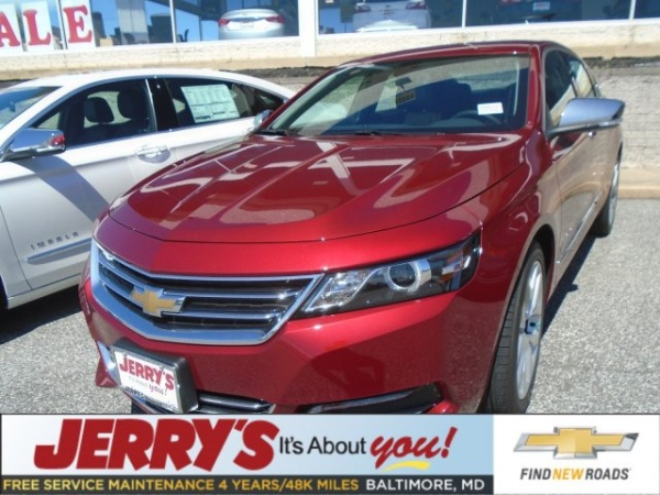 2019 Chevrolet Impala in Baltimore, MD