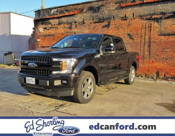 Ed Sherling Ford >> 2019 Ford F 150 Lariat For Sale In Enterprise Al Truecar