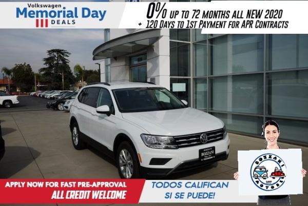 2020 Volkswagen Tiguan in Covina, CA