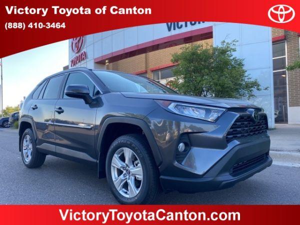 2020 Toyota RAV4 in Canton, MI