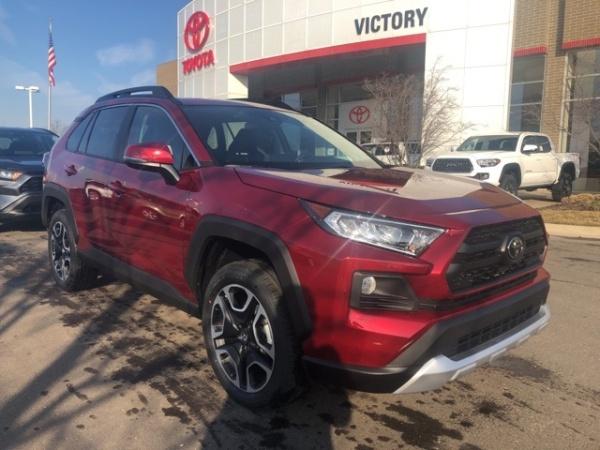 2019 Toyota RAV4 in Canton, MI