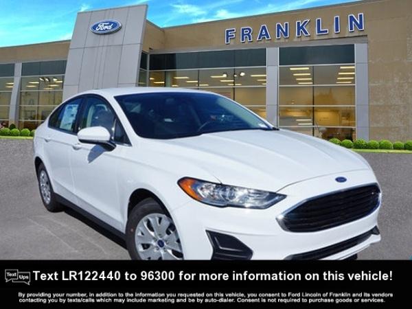 2020 Ford Fusion in Franklin, TN