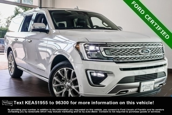 2019 Ford Expedition in Franklin, TN