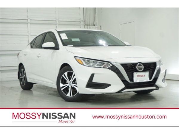 2020 Nissan Sentra in Houston, TX