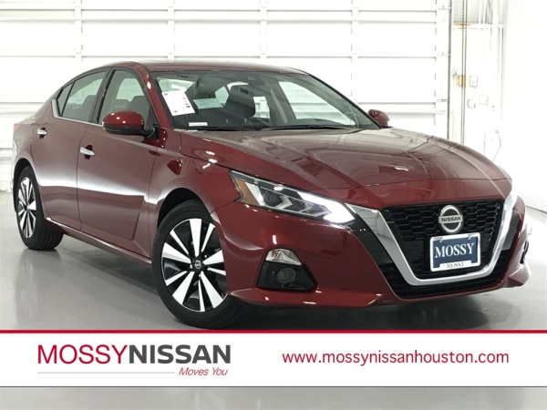 2019 Nissan Altima in Houston, TX