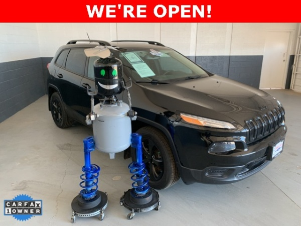 2017 Jeep Cherokee in Star Valley, AZ