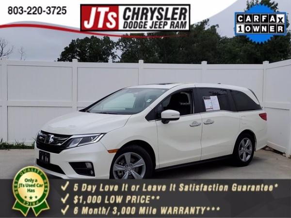 2019 Honda Odyssey in Lexington, SC
