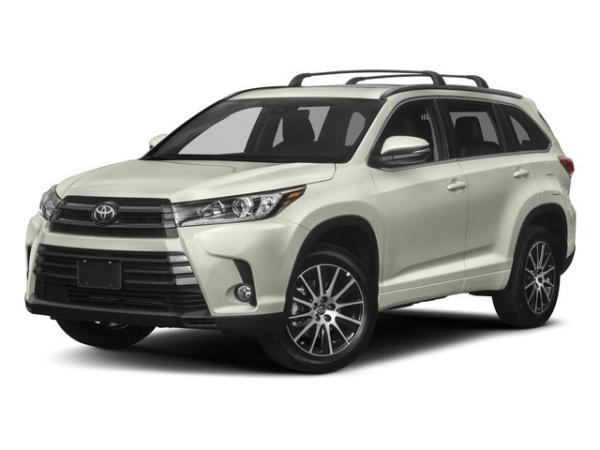 2018 Toyota Highlander in Sacramento, CA