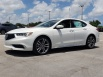 2020 Acura TLX 3.5L FWD with Technology Package for Sale in Plantation, FL