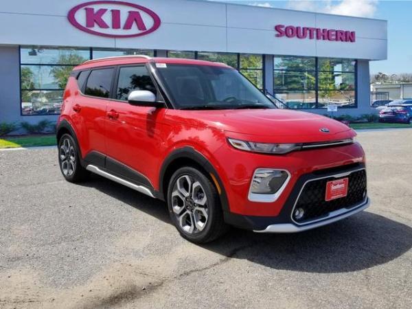 2020 Kia Soul X-Line
