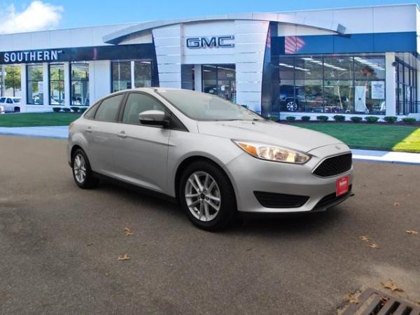 2016 Ford Focus in Chesapeake, VA