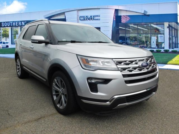 2018 Ford Explorer in Chesapeake, VA