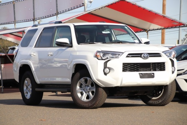 2020 Toyota 4Runner in Folsom, CA