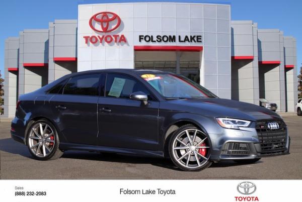 2018 Audi S3 in Folsom, CA